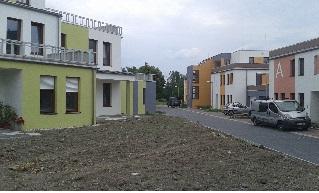 Balatonalmádi, Diós lakópark építésének elektromos munkái